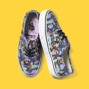 Disney Vans (RARE)